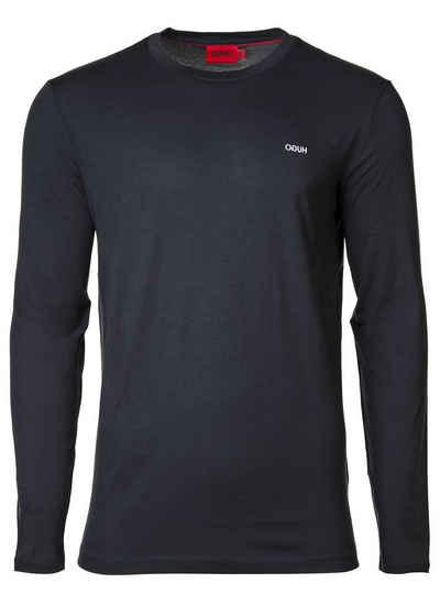 HUGO T-Shirt »Herren T-Shirt - DEROL212, Rundhals, 1/2-Arm,«
