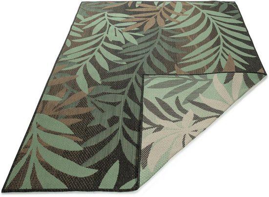 Teppich »Jungel«, Guido Maria Kretschmer Home&Living, rechteckig, Höhe 5 mm, In-und Outdoor geeignet