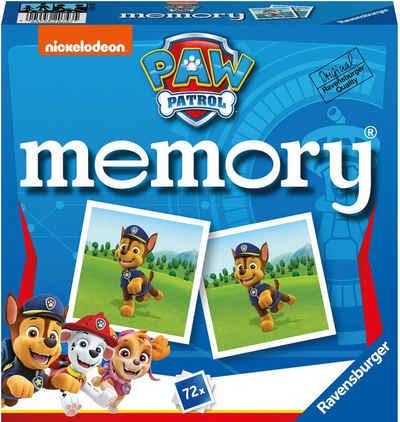 Ravensburger Spiel, Legespiel »Paw Patrol memory®«, FSC® - schützt Wald - weltweit; Made in Europe