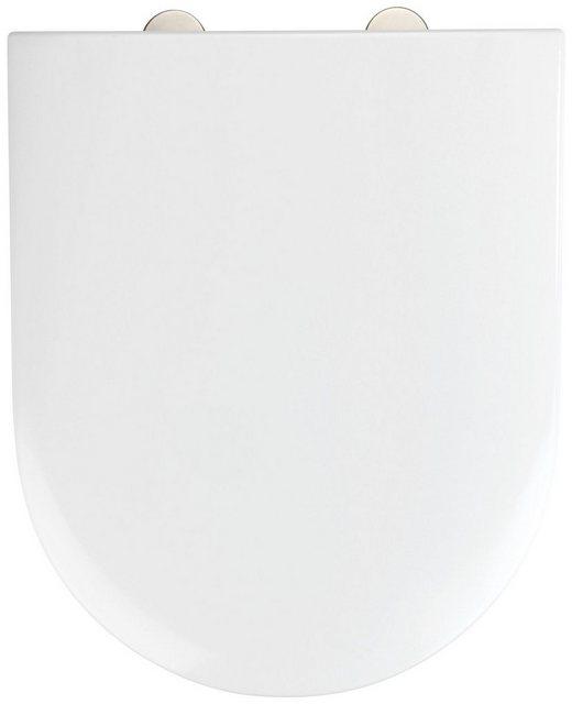 WCs und Zubehör - WENKO WC Sitz »Exclusive Nr. 1« (1 St), aus Duroplast, mit Absenkautomatik  - Onlineshop OTTO