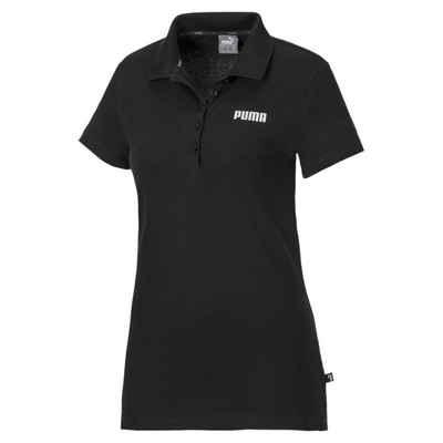 PUMA Poloshirt »Essentials Damen Polo«