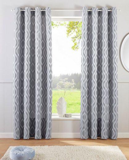 Vorhang, my home, Ösen (1 Stück)