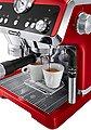 De'Longhi Espressomaschine La Specialista EC9335.R, Rot-Metallic - Der Barista für Zuhause mit smarten Funktionen, Bild 4