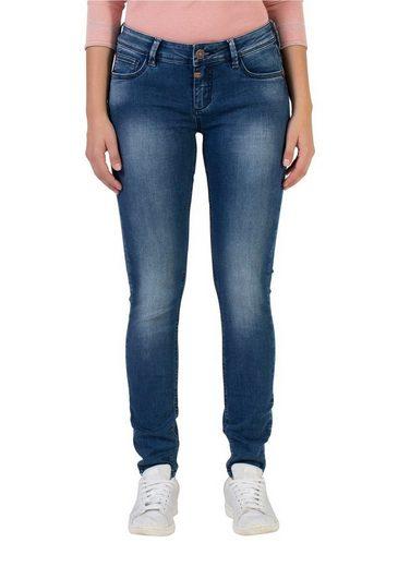 TIMEZONE Slim-fit-Jeans »Aleena« Jeanshose mit Stretch