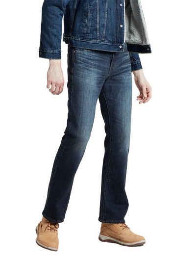 Levi's® Bootcut-Jeans »527« Jeanshose mit Stretch