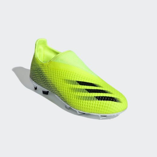 adidas Performance »X GHOSTED.3 LACELESS FG« Fußballschuh