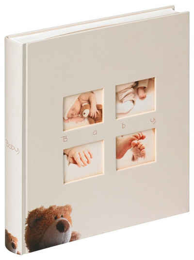Walther Fotoalbum »Baby Classic Bear« (1-St)