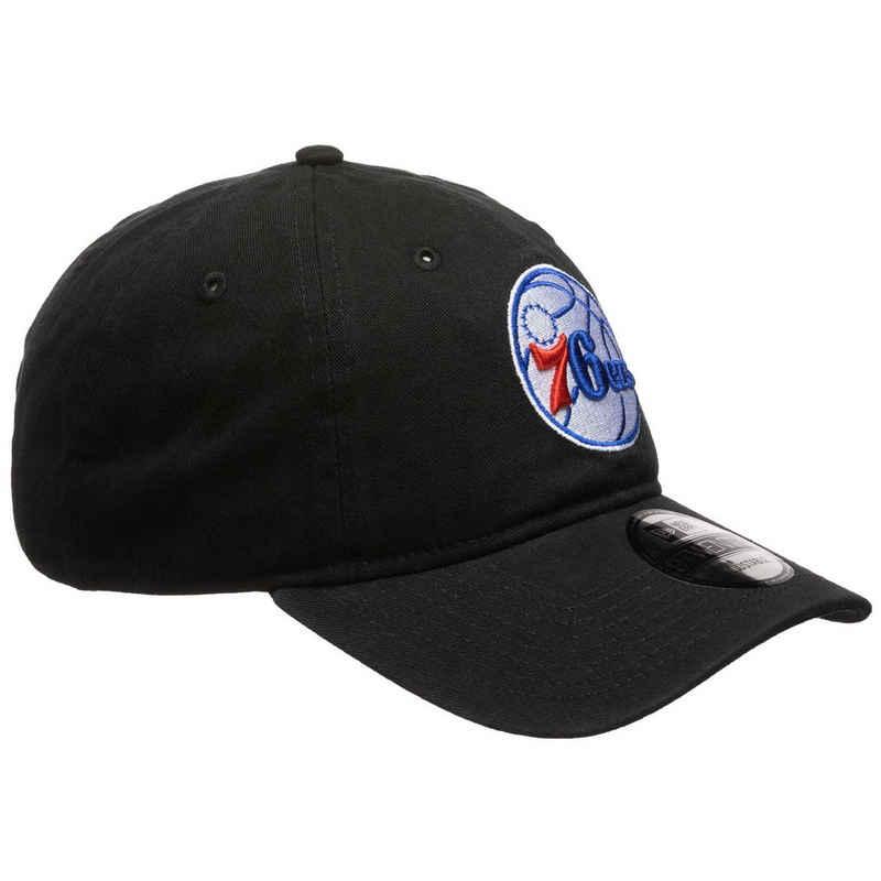 New Era Snapback Cap »9Twenty Nba Philadelphia 76Ers Black«