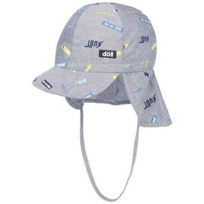 Döll Baseball Cap (1-St) Sonnencap mit Schirm, Made in Turkey