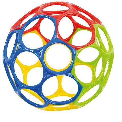 Kids II Rasselball »Oball rot/gelb/grün/blau«