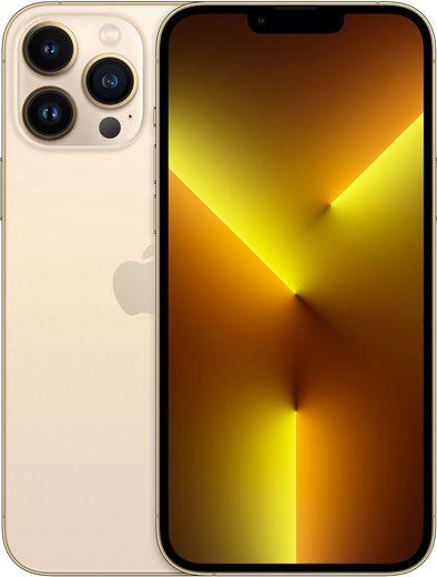 Apple iPhone 13 Pro Max Smartphone (17 cm/6,7 Zoll, 128 GB Speicherplatz, 12 MP Kamera)