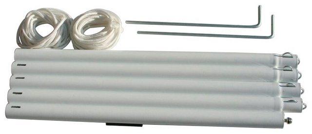 Floracord Metallstange für Sonnensegel 270 cm