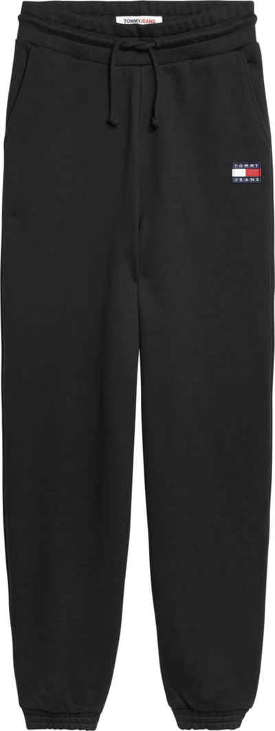 Tommy Jeans Jogginghose »TJW Relaxed HRS Badge Sweatpant« mit Tommy Jeans Logo-Badge auf dem linken Bein