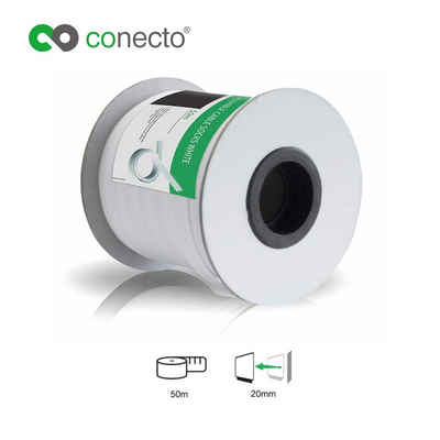 conecto Geflechtschlauch »conecto CC50317 Universeller Polyester-Kabelschlau«
