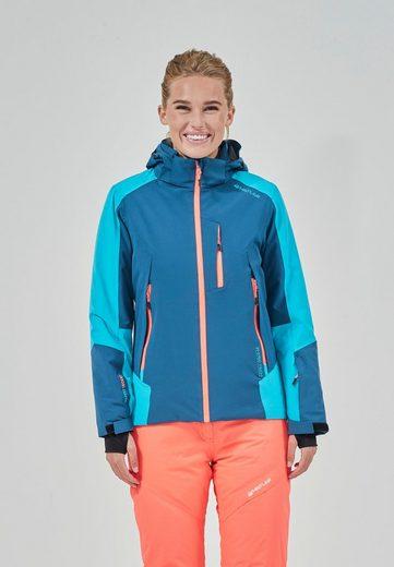 WHISTLER Skijacke »TYRAN W Ski Jacket W-PRO 15000« wasser -und winddichter Funktionsstretch
