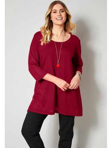 Sara Lindholm by Happy Size Longpullover