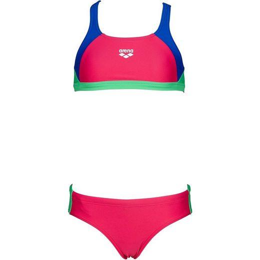 Arena Bügel-Bikini »Bikini Ren für Mädchen«