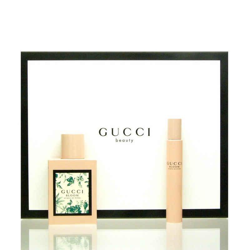 GUCCI Duft-Set »Gucci Bloom Acqua di Fiori Set - Eau de Toilette«
