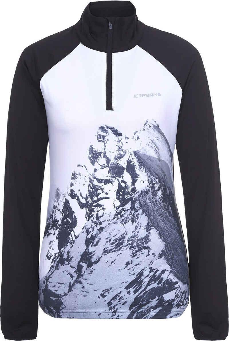 Icepeak Langarmshirt »ICEPEAK FINLEY Baselayer Shirt Winter«