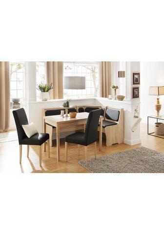 Home affaire Essgruppe »Spree« (Set 5-tlg) kurį sud...