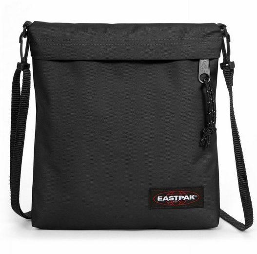 Eastpak Umhängetasche »LUX, Black«, enthält recyceltes Material (Global Recycled Standard)