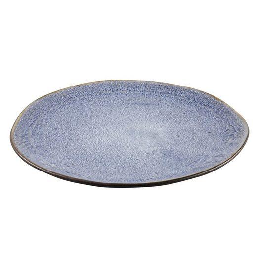 Neuetischkultur Servierteller »Teller Ø27cm New Blue«, Keramik