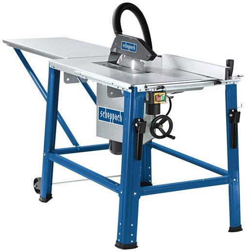 Scheppach Tischkreissäge »315 HS 120o«, 230 V, 83 mm