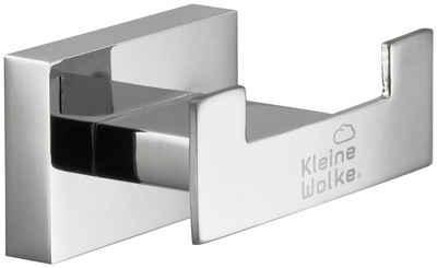 Wandhaken »Meo«, Kleine Wolke, Badezimmer, (1-St), Belastbarkeit bis zu 5 kg, Edelstahl