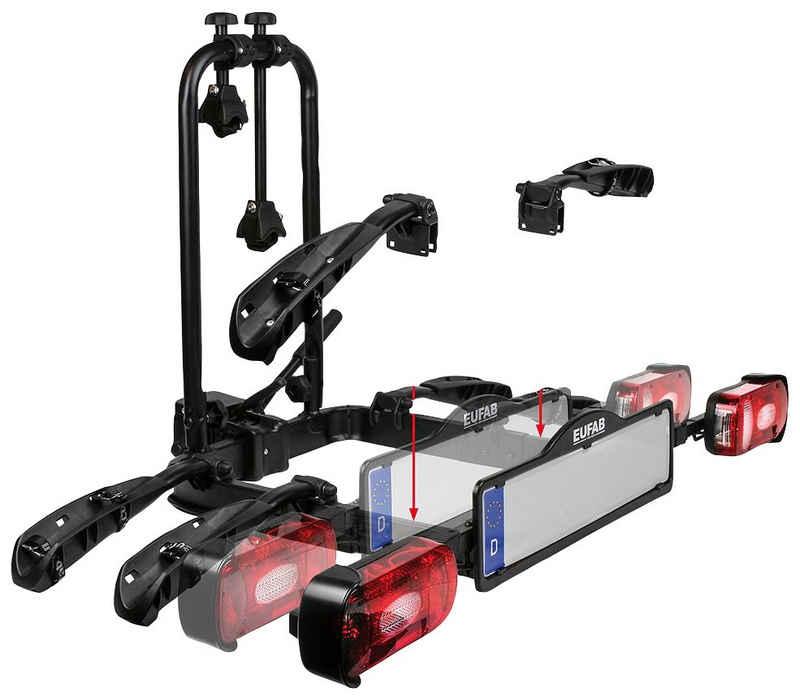 EUFAB Fahrradträger-Erweiterung »CROW PLUS«, für max. 1 Räder