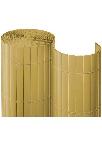 NOOR Balkono sienelė BxH: 300x90 cm bambusf...