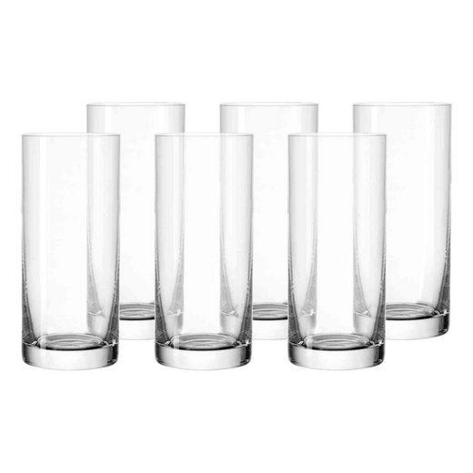 LEONARDO Gläser-Set »LIMITED Longdrink Becher 350 ml 6er Set« (6-tlg)