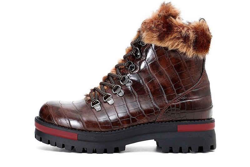 Cafe Noir »Cafe Noir Boots FD92201« Winterboots