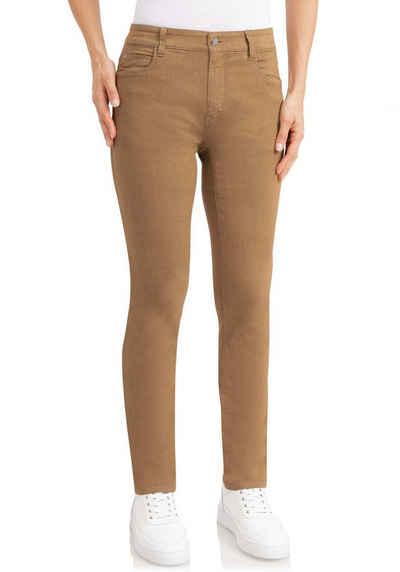 wonderjeans Slim-fit-Jeans »Classic-Slim« Klassischer gerader Schnitt