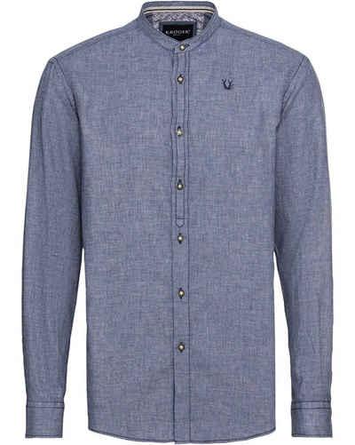 KRÜGER BUAM Trachtenhemd »Trachtenhemd Severin«