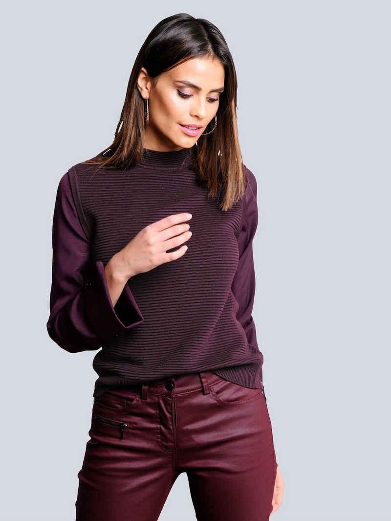 Alba Moda 2-in-1-Pullover in 2-in-1-Optik