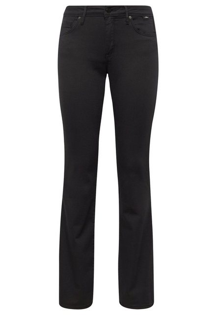 Hosen - Mavi Bootcut Jeans »BELLA MID RISE« schmale Bootcut ›  - Onlineshop OTTO