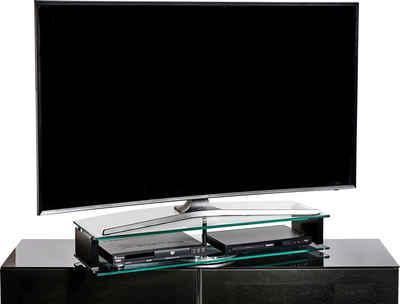 Jahnke TV-Board »Z- DA 90 TV-DREH-AUFSATZ«, Drehbarer TV- Aufsatz zur Unterbringung von Receivern, DVD Player und Soundbars