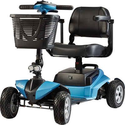 "DIETZ® REHA-PRODUKTE Elektromobil »Mini-Seniorenmobil / Reise-Elektromobil ""Listo mit Licht"" 6 km/h«, 400 W, 6 km/h"