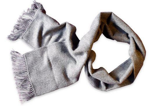 Posh Gear Wollschal »Alpaka Schal Monocromatico aus 100% Alpakawolle«