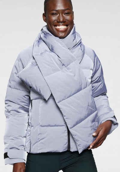 adidas Performance Winterjacke »GLAM ON PUFFER DAUNENJACKE«