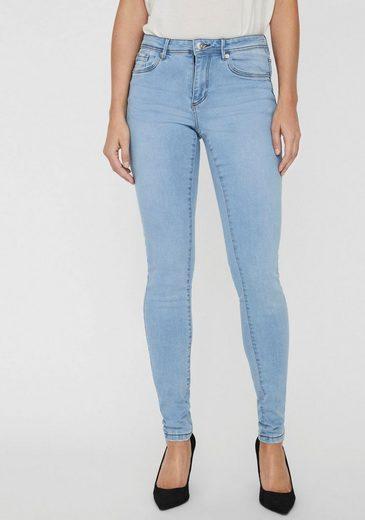 Vero Moda Skinny-fit-Jeans »VMTANYA« mit Stretch