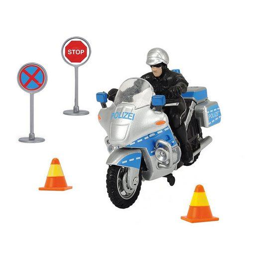 Dickie Toys Spielzeug-Auto »Police Bike Set«