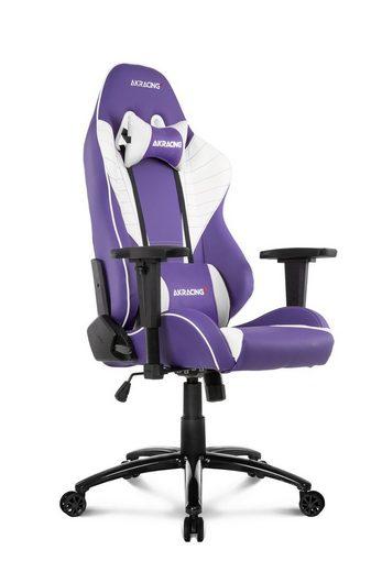 AKRacing Gaming Stuhl Core SX »lila«