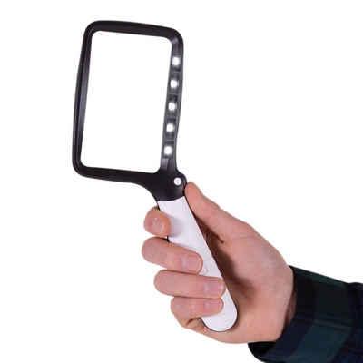 aktivshop Handlupe »LED Hand- & Leselupe Kompakt«