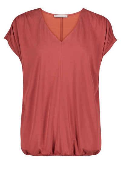 Betty&Co T-Shirt »mit Gummizug« Form