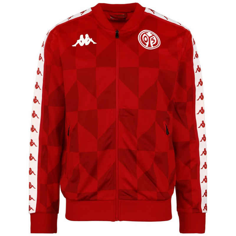 Kappa Sweatjacke »1. Fsv Mainz 05 Anthem«
