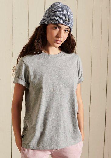 Superdry T-Shirt aus Bio-Baumwolle