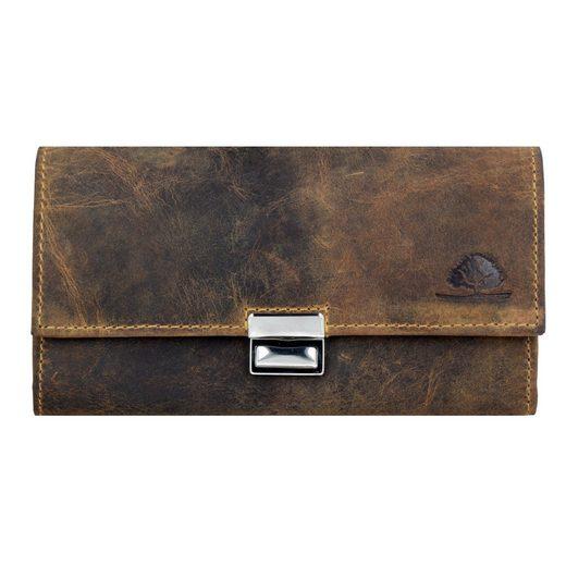 Greenburry Geldbörse »Vintage«, Leder