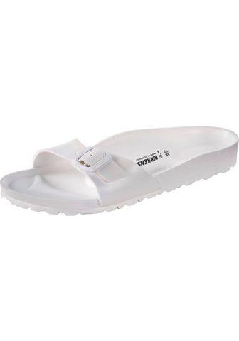 Birkenstock »128183« sandalai Madrid white