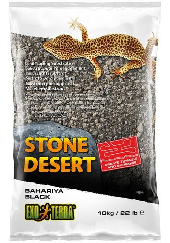 Exo Terra Terrarien-Substrat »EX Bahariya Black ...